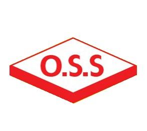 【直送品】 大西測定 OSSマグネット付Vブロック 100 128MG-100 【送料別】