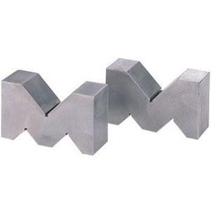 大西測定 鋳鉄製精密ヤゲン台A型 150 機械 126-150K (VAK-150) (2個1組)