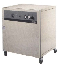 【直送品】 JUN-AIR コンプレッサー 無給油式 2000-40MD2 単相200V 50Hz 〈2000シリーズ〉