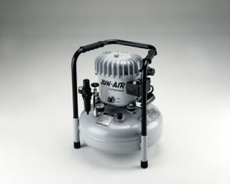 【代引不可】 JUN-AIR コンプレッサー 給油式 6-15 (6-S) 単相100V 〈6シリーズ〉 【メーカー直送品】