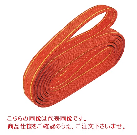 コンドーテック パワースリング IIIN形 KP-2 75mmX2m (054KPN07502) (エンドレスタイプ)
