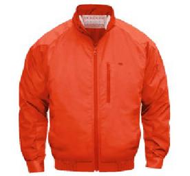 【代引不可】 NSP 空調服 オリジナルセット NA-101A オレンジ 3Lサイズ (立ち襟・チタン加工 (肩・袖 補強あり)) 【メーカー直送品】