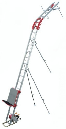 【直送品】 ユニパー スーパータワーR UP106R-Z-3F Zセット 3階用 (106-00-018) 標準セット 《荷揚げ機》 【大型】