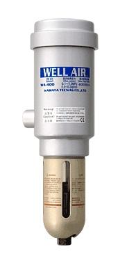 カマタテクナス WELL AIR 標準シリーズ WA-150 《圧縮空気清浄器》