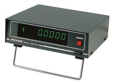 PEACOCK(尾崎製作所) デジタルカウンタ 高分解能タイプ・合否判定タイプ CM-5B