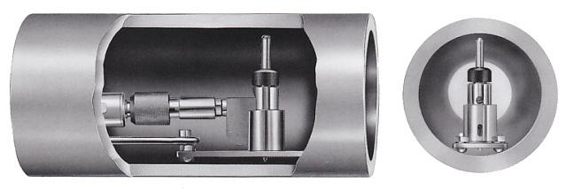 大人気新品 EMCC-5:道具屋さん店 PEACOCK(尾崎製作所) 【ポイント5倍】 深穴内径測定器-DIY・工具