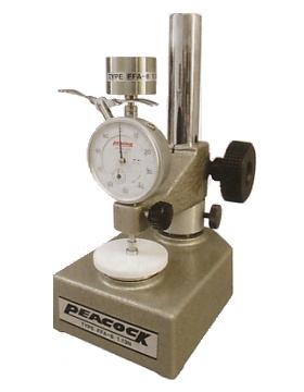 PEACOCK(尾崎製作所) 定圧厚み測定器 FFAシリーズ (JIS規格準拠) FFA-11