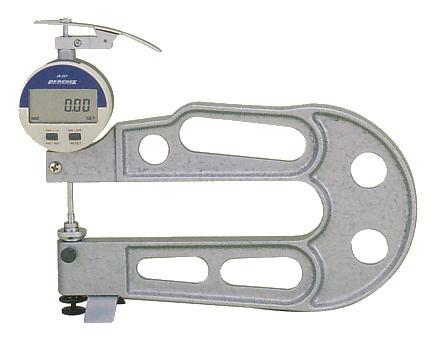 PEACOCK(尾崎製作所) デジタルゲージ応用製品 デジタルシックネスゲージ JA-257