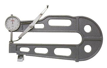 PEACOCK(尾崎製作所) ダイヤルシートゲージ (厚み測定器) 0.05mmタイプ K-2