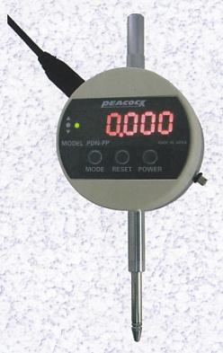 PEACOCK(尾崎製作所) デジタルゲージ 表示一体型タイプ PDN-PP