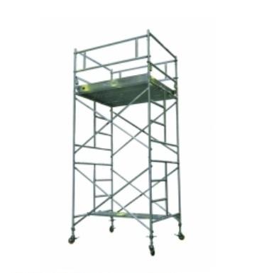 【直送品】 PiCa (ピカ) アルミパイプ製移動式足場ローリングタワー ARA-2A (標準仕様)