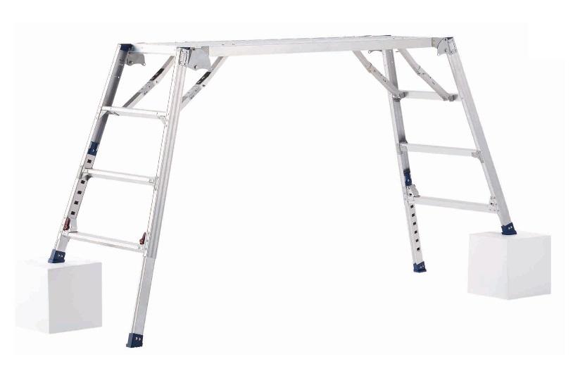 【直送品】 PiCa (ピカ) 足場台(可搬式作業台) ダイナワーク「タフ」 DXA-13B