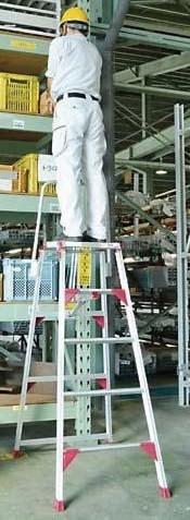 【直送品】 PiCa (ピカ) 折りたたみ式作業台 テンノリ DXG-150T