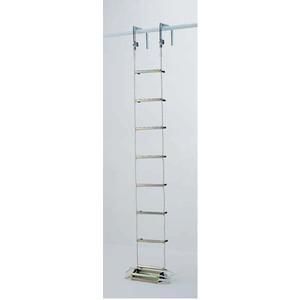 【直送品】 PiCa (ピカ) 避難用 ロープはしご EK-10