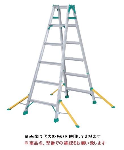 【直送品】 PiCa (ピカ) アウトリガー付き はしご兼用脚立 セーフリガー NDA-210 【法人向け・個人宅配送不可】 【大型】