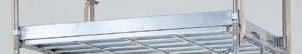【直送品】 PiCa (ピカ) 鋼管製移動式足場ローリングタワー用 巾木(セット) RA-HB