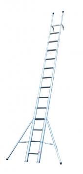 【直送品】 PiCa (ピカ) 伸縮はしご フルセット SLG-500 【法人向け・個人宅配送不可】