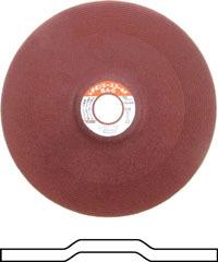 レヂボン オフセット型研削砥石(汎用タイプ) エースゴールドRA-G(ステンレス用) RAG1806-SUS24 180x6x22 (25枚入)