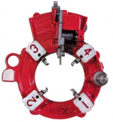 レッキス工業 (REX) ダイヘッド APD65A-80A ステンレス管仕様 (品番: 29A905) 《ダイヘッド》