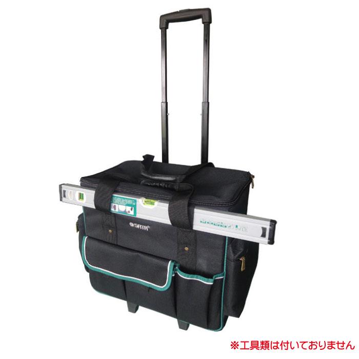 【直送品】 SATA 19インチトロリーツールボックス RS-95188 【個人宅配送不可】