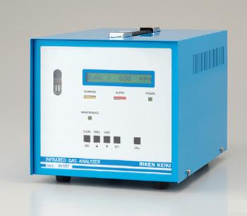 理研計器 (RIKEN KEIKI) 可搬型赤外線式ガスモニター RI-557
