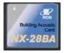 【直送品】 リオン (RION) 建築音響カード NX-28BA