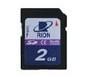 【直送品】 リオン (RION) メモリカード MC-51SD1 (SDカード)