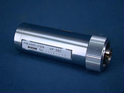 【直送品】 リオン (RION) 振動計用プリアンプ VP-26C