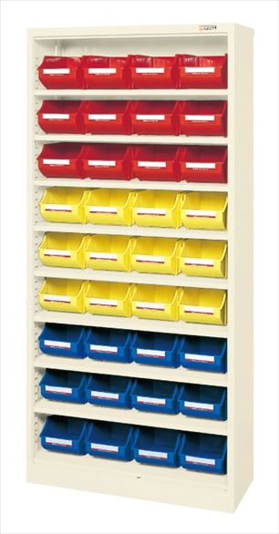 超熱 サカエ SCR-18BI 【直送品】 (SAKAE) (144731) 《工具保管》 コンテナラックケース 【ポイント10倍】 【大型】:道具屋さん店-DIY・工具