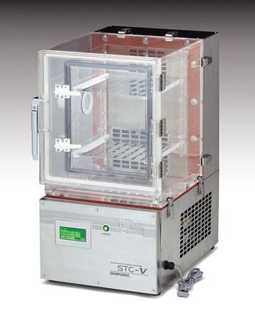 【代引不可】 サンプラテック 恒温恒湿器 クリアビュー STC-V(ファイブ) (28228) 【メーカー直送品】