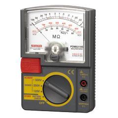 三和電気計器 (SANWA) 絶縁抵抗計 (包装仕様:ブリスタパック) PDM5219S-P(DM5218S廃番)