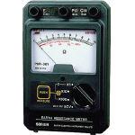 PDR-301の後継品です 三和電気計器 SANWA いよいよ人気ブランド アウトレット☆送料無料 接地抵抗計 PDR302 4906