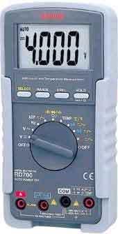 三和電気計器 (SANWA) デジタルマルチメータ RD700