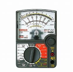 三和電気計器 (SANWA) アナログマルチテスタ SP21/C (105)