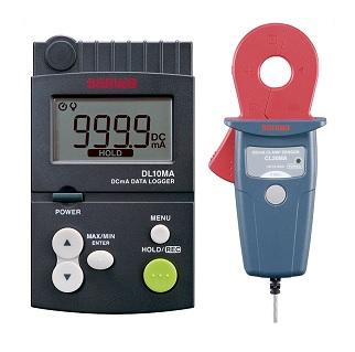 三和電気計器 (SANWA) DCmAクランプロガーセットφ20mm CL20MA/S (40867)