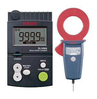 三和電気計器 (SANWA) DCmAクランプロガーセットφ50mm CL50MA/S (40869)
