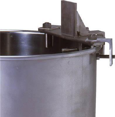 【直送品】 佐竹化学機械工業 専用取付架台 ZU-1
