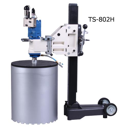 【直送品】 シブヤ 油圧ダイモドリル TS-802H (049001) 【大型】