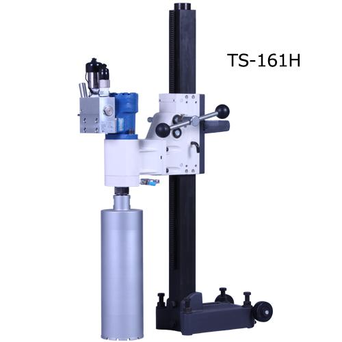 【代引不可】 シブヤ 油圧ダイモドリル TS-251H (049655) 【大型】