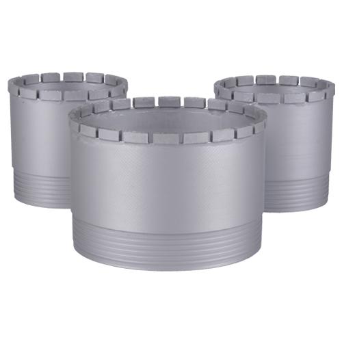 シブヤ ダイヤモンドビット 3点式鉄用ビット 3インチ (050187)