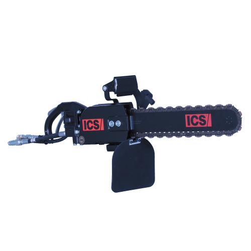 シブヤ ダイモチェーンソー ICS製 油圧チェーンソー 890F4 20インチ仕様 (051232)