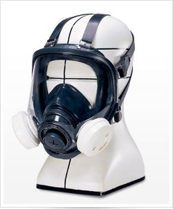 シゲマツ (重松) 取替え式防じんマスク DR168T4-1 Lサイズ 国家検定区分RL3