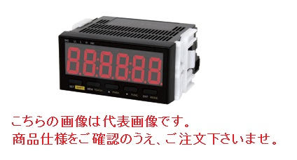 日本電産シンポ (SHIMPO) デジタル回転速度計 DT-501XA-FVT-BCD