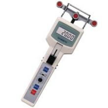 日本電産シンポ (SHIMPO) デジタルテンションメータ DTMX-0.5C V溝ローラー