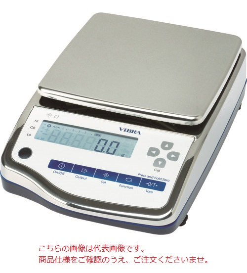 新光電子 (ViBRA) 高精度電子天びん CJ-2200