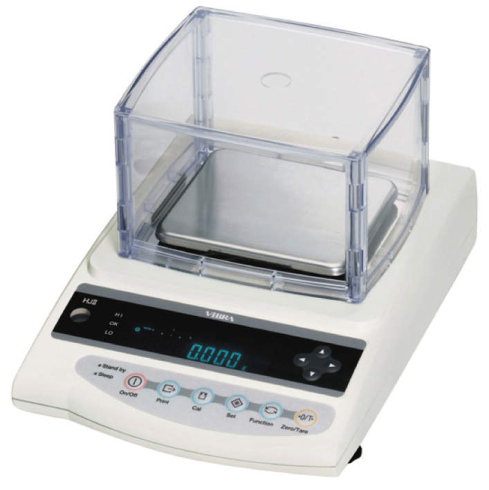新光電子 (ViBRA) 高精度電子天びん(校正分銅内蔵型) HJR2-620