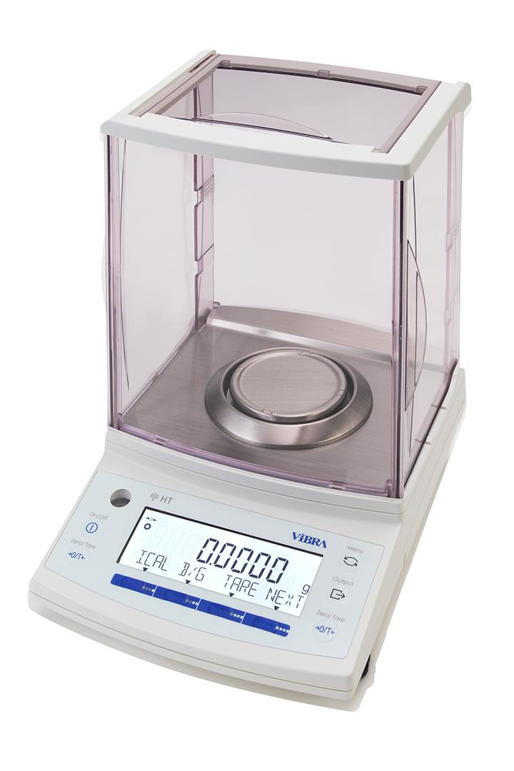 新光電子 (ViBRA) 分析用電子天びん HT124R (53307)
