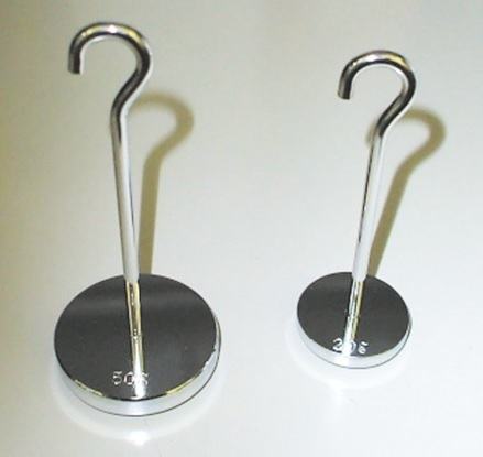 【直送品】 【分銅】 増おもり型分銅受台(g仕様) M1SS-10GS