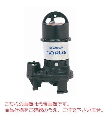 新明和工業 高機能樹脂ポンプ(60Hz) CRS401T-F40-0.25-60Hz (crs401t-025-6) (非自動運転)