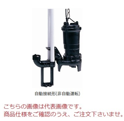 【直送品】 新明和工業 設備用水中ポンプ CV651-P65-1.5kw-60Hz (CV651-P65-15-6) (渦流タイプ) 【大型】